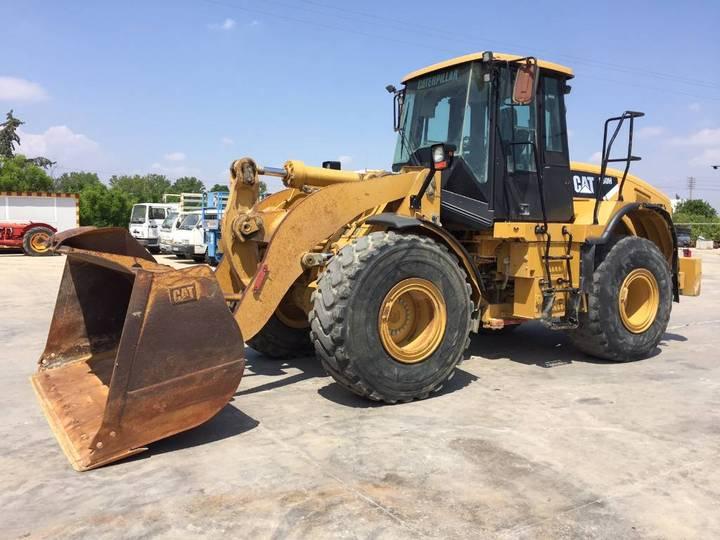 Caterpillar 950 H - 2008