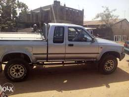 Rugged Toyota Hilux Old Model One and Half Cabin for SALE