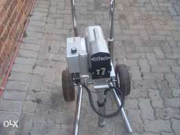 Airless spray machine for sale.
