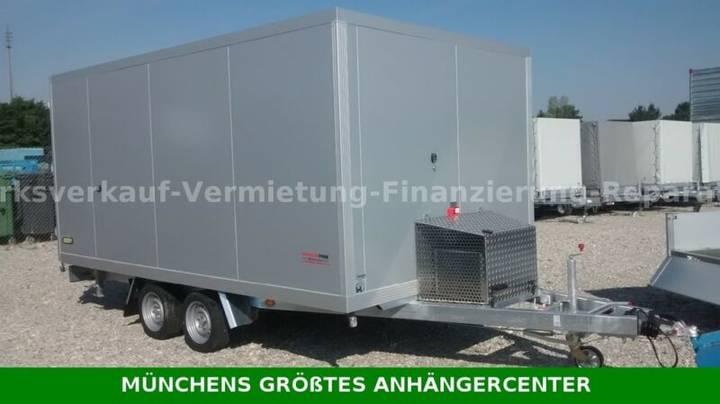 Unsinn PK-Thermo-Kühlkoffer 3,5t 5460 x 2440 x 1900 mm