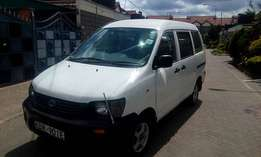 Super clean Toyota Townace oldshape slightly used 2004 model 1800cc