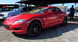2005 Mazda RX 8 Hi-Power