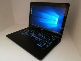 Dell i7 touch