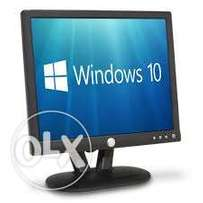 17 inches dell xuk with warranty at 3000