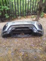 Evogue Land Rover Bumpers, headlight, bonnet