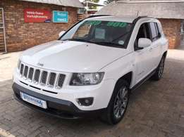 2013 Jeep Compass 2.0 Ltd