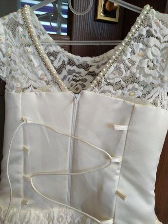 d153c4ed095033 Плаття бальне на випускний в садочок, плаття на причастя Тернопіль -  зображення 2