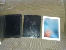 3× apple ipad 2 for sale or swap contact jason