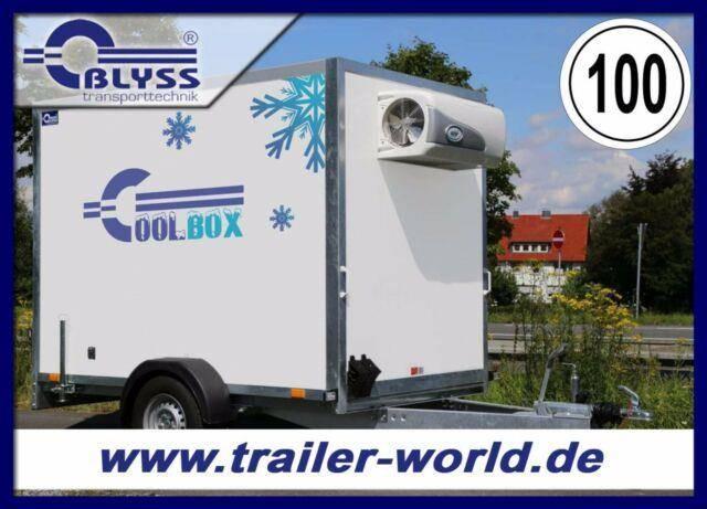 Blyss Kühlkofferanhänger 1300kg GG 251x150x178 cm