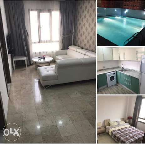 Fully Furnished Single BR in Salmiya