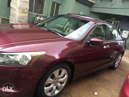 Honda Accord 2009, very clean and sound Engine, with 6months used