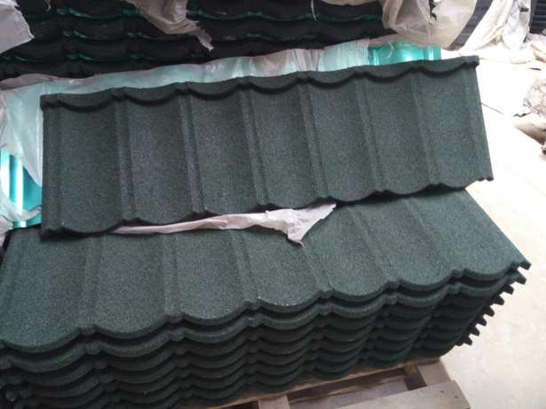 Korean classical stone coated steel roofing tiles Nairobi CBD - image 4