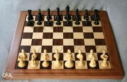 Imported chess game