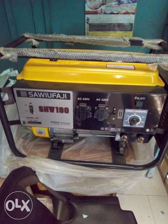 Gasoline Welding machine ( start and weld ) Lagos - image 1