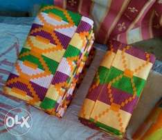 Buy Beautiful Quality and Affordable Kente Set.