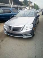 Benz E350 Tokunbo Full Option Very Clean Perfectly Condition Lagos Clr