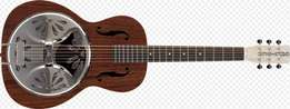 Gretsch Guitar G9200 BOXCAR Round-Neck, Mahogany Body Resonator, Natur
