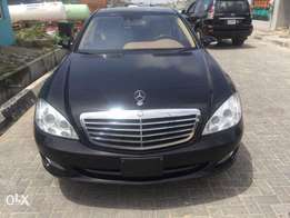 2008 foreign used S class for sale