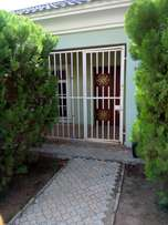 Serviced self-contained apartment. To let