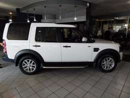 2014 Landrover Discovery 4 3.0 Td v6 Xs