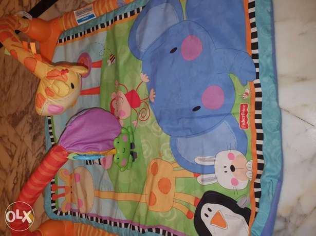 "Tapis for Babies with music and light ""Fisher-Price"""