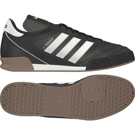 Buty piłkarskie adidas Kaiser 5 Goal czarne 677358 Strzelce