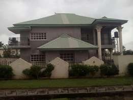 4bedroom Duplex with 2bedroom Chalet and BQ for sale at Gwarinpa