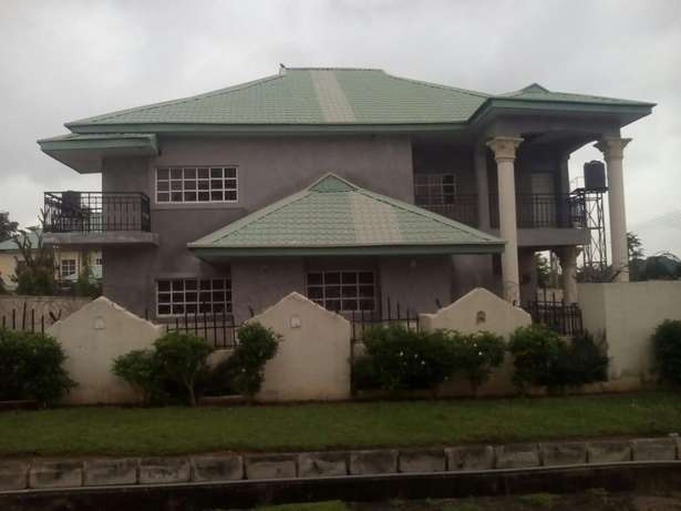 4bedroom Duplex with 2bedroom Chalet and BQ for sale at Gwarinpa Gwarinpa Estate - image 1