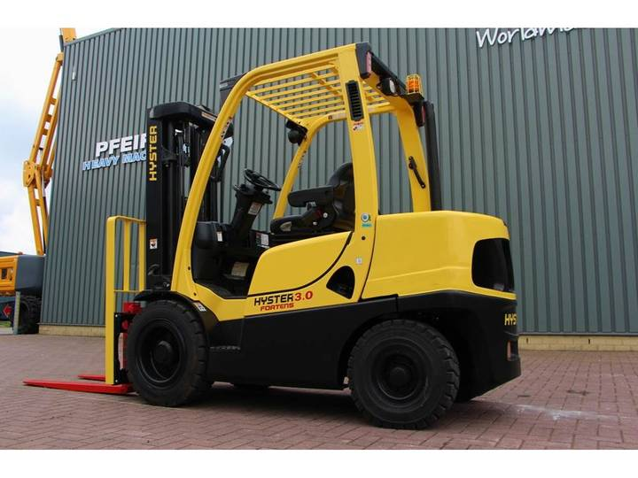 Hyster H3.0FT - 2018 - image 8