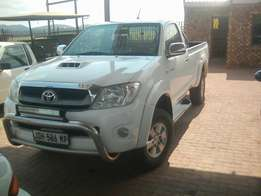 2009 Toyota d4d up for grabs