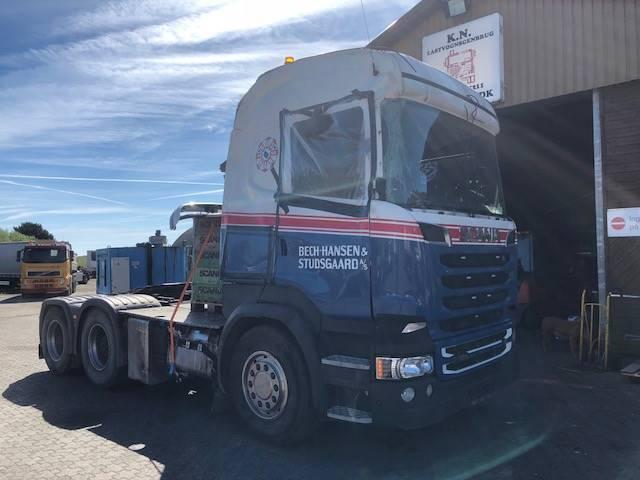 Scania R580 - Euro 6 - V8 - Retrader - Rp835 - 2014