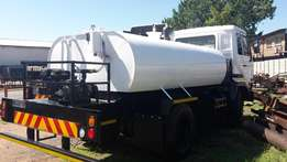 Nissan UD 80 fitted with BRAND NEW 8000 liter honey sucker tank