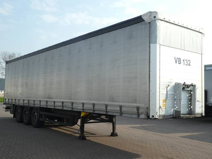 Schmitz Cargobull SCS 24/L 13.62 EB rotos disc - 2014