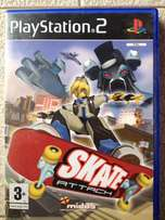 PS 2 Skate attack