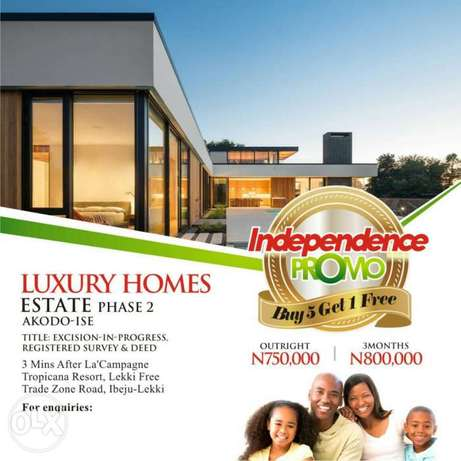 Luxury Homes Phase II Lagos Island West - image 1