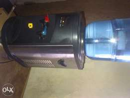 selling hot nd cold machine