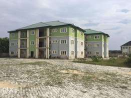 12 Units of 3Bedroom flat for sale in Ajah