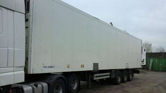 Schmitz Cargobull other - 2008