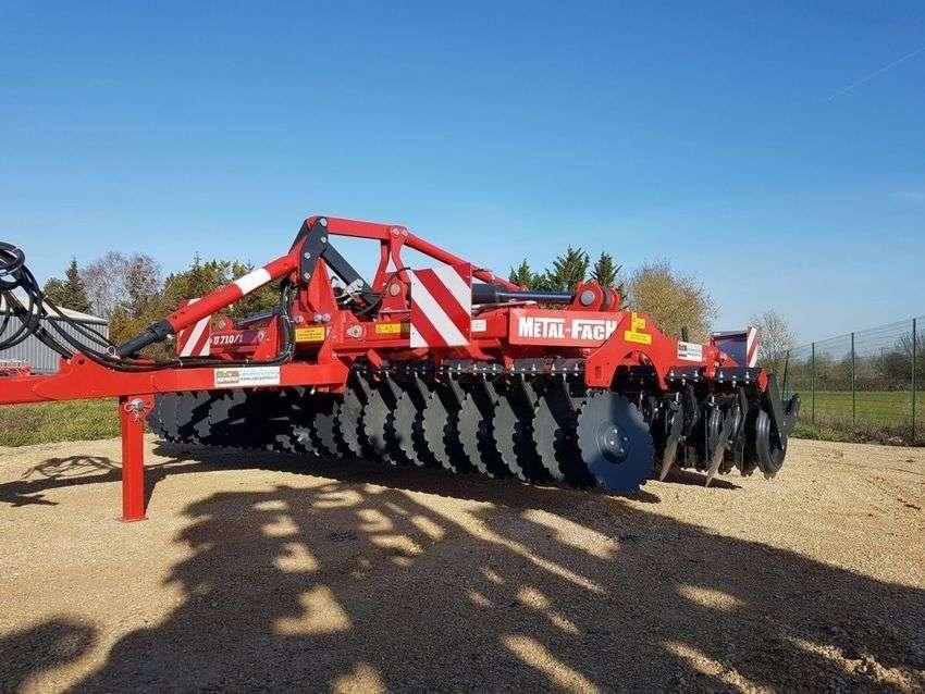 Metal-Fach Bizon 45 Rouleau Unipackø600mm - 2019