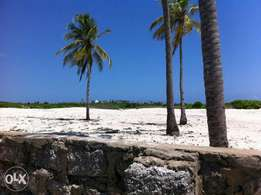 White Beach plot watamu