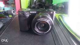 Sony Alpha a6000 US used