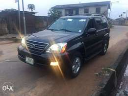 Very clean Lexus GX 470 direct from USA