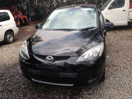 Mazda Demio pay 60% and 8months installment at a slight price change