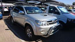 2006 TOYOTA Fortuner 3.0 D4-d 4x4 Manual