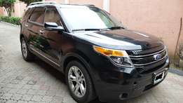 Neatly Used 2012 Ford Explorer
