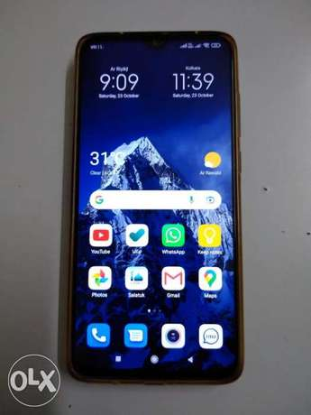 Redmi note 8pro 6gb 128gb Exchange only 5G mobile