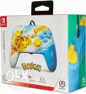 Pokemon Pro Wired Controller for Nintendo Switch