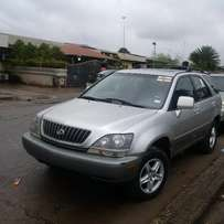 Up for grabs silver RX300