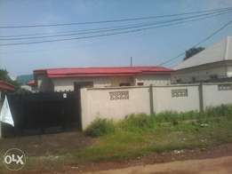 3br bungalow with 1br BQ for rent FHA Nyanya Abuja