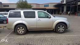 Pathfinder 2.5 dci 4x4 auto to swop for double cab